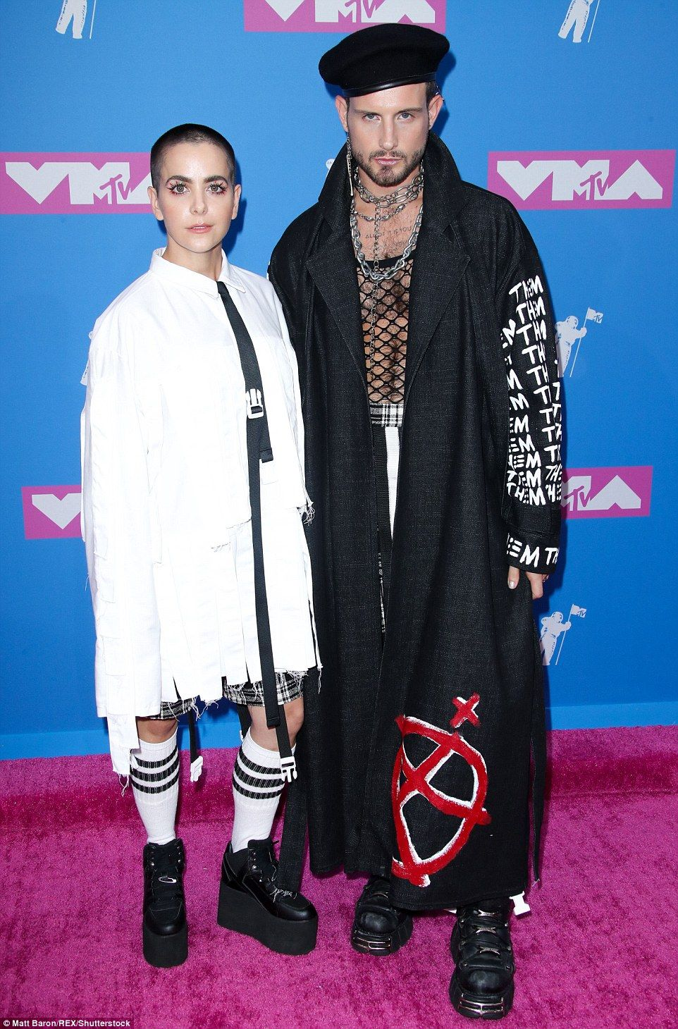 Photo of MTV Video Music Awards 2018: Worst dressed stars arrive on red carpet