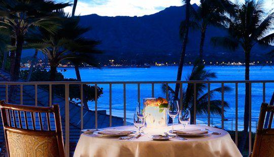 la mer finest of 5 star and 5 diamond restaurants in honolulu