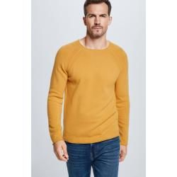 Photo of Knitted sweater Rector – S.C. Collection, yellow Strellson