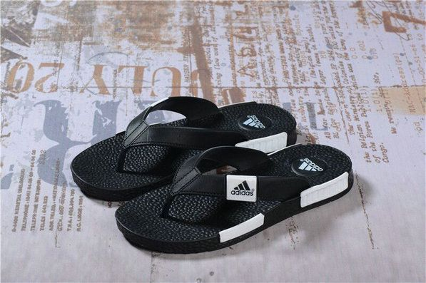 info for 372a4 69f98 2018-2019 Summer Authentic Official mens Original Adidas Nmd Slipper Black  boost