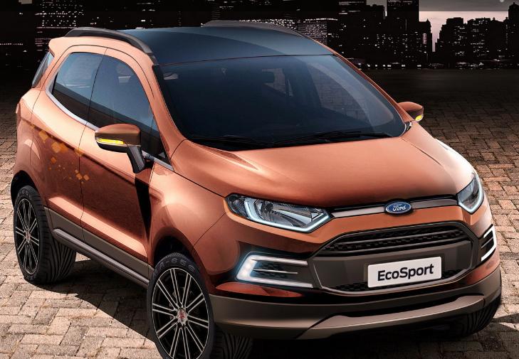 2020 Ford EcoSport Rumors Ford ecosport, Ford, Ford news