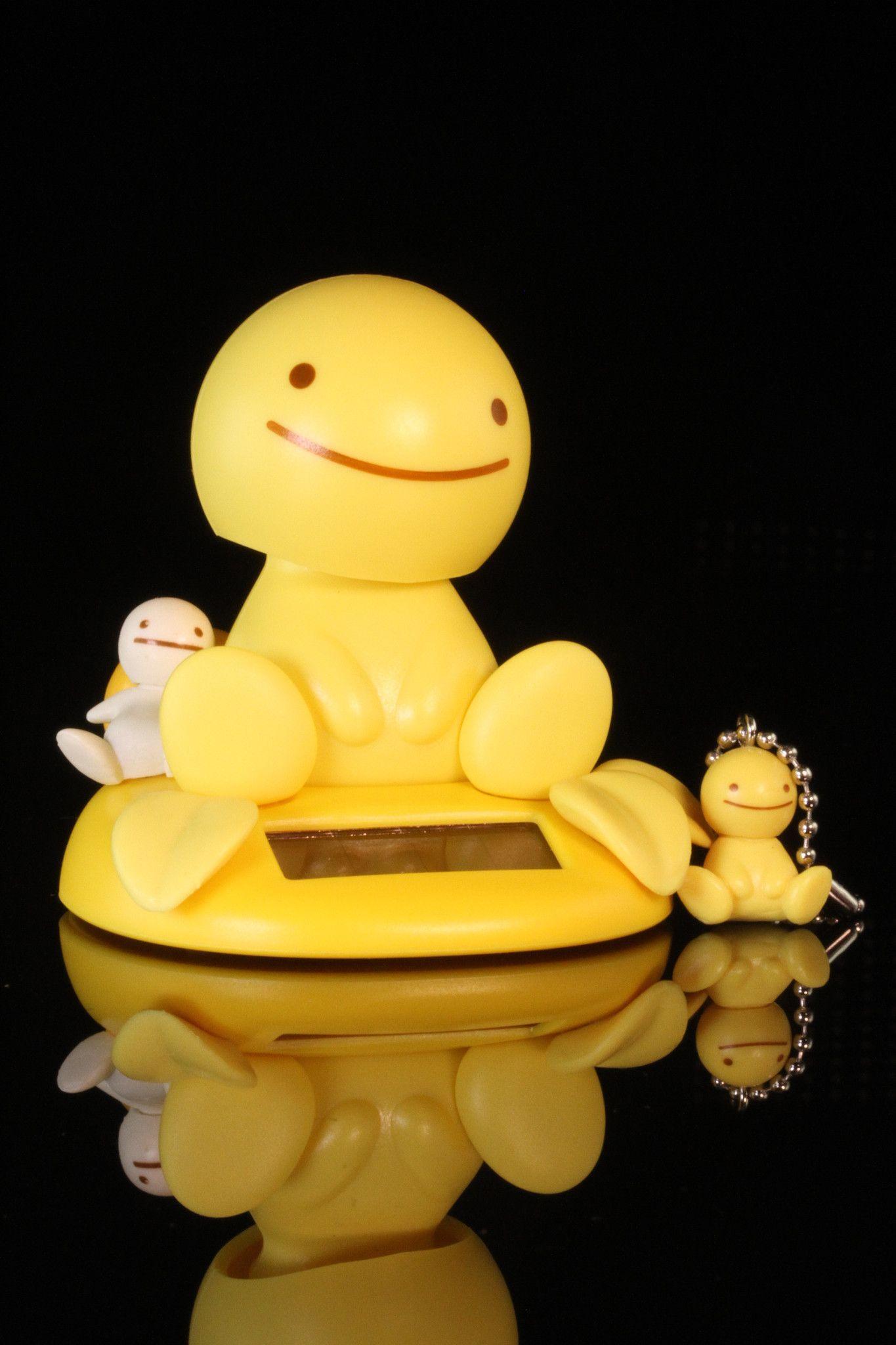 Yellow Smiley Face Bobble Head Yellow Smiley Face Smiley Face Bobble Head