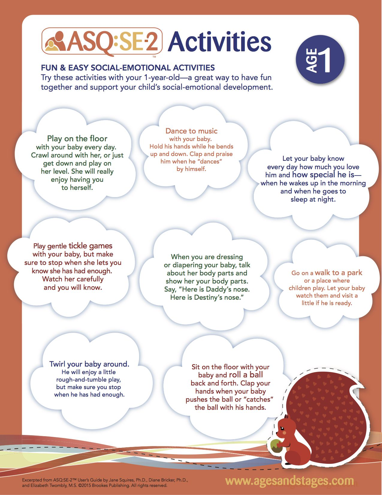Fun Amp Easy Social Emotional Activities For Your 1 Year Old