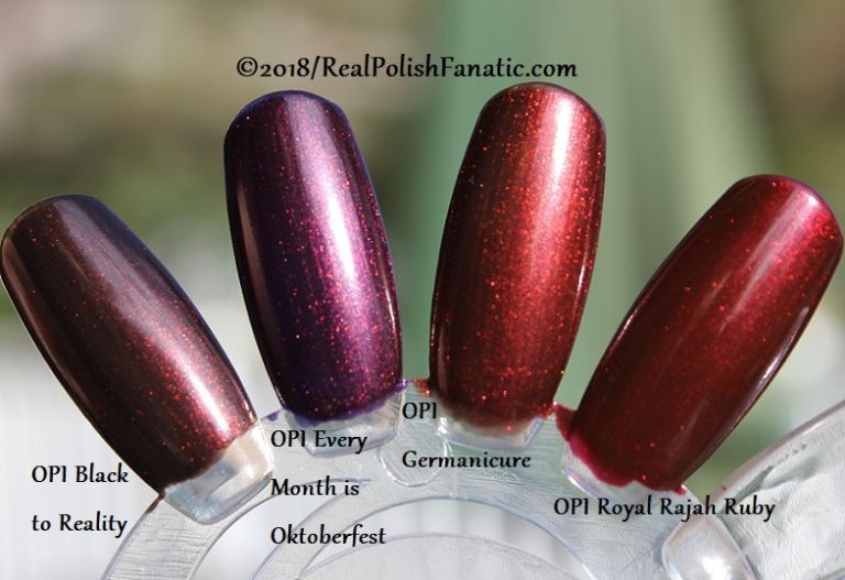 Opi The Nutcracker And The Four Realms Opi Holiday 2018 Disney S The Nutcracker And The Four Realms Collection Swatch And Review Ruby Nails Opi Mani Pedi Spa