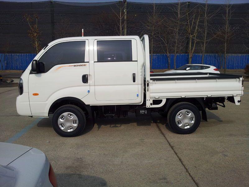 Kia K2700 4x4 Double Cab Kia 4x4 Cab