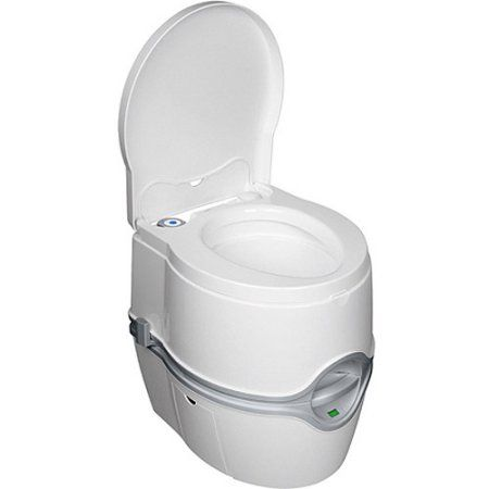 Auto Tires Camping Toilet Portable Toilet Flush Toilet