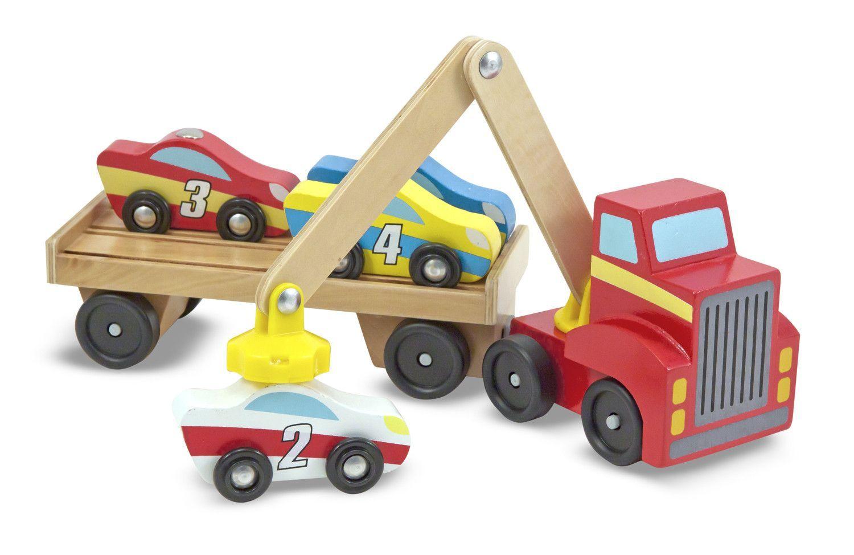 Toys cars for kids  Magnetic Car Loader  Babypeuterkleuter speelgoed  Pinterest