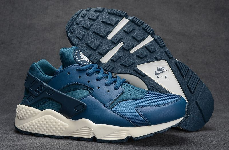 brand new eb151 5bb10 air huarache light sample nike air huarache bleu et blanche femme