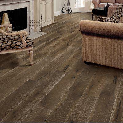 Branton Flooring Collection Santorini Oak 1 2 Thick X 7 1 2 Wide X Varying Length Engineered Hardwood Flooring In 2019 Oak Hardwood Flooring Hardwood Floors