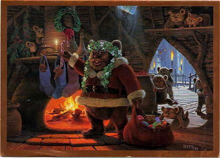 45 best Lucasfilm Star Wars Christmas Cards images on Pinterest ...