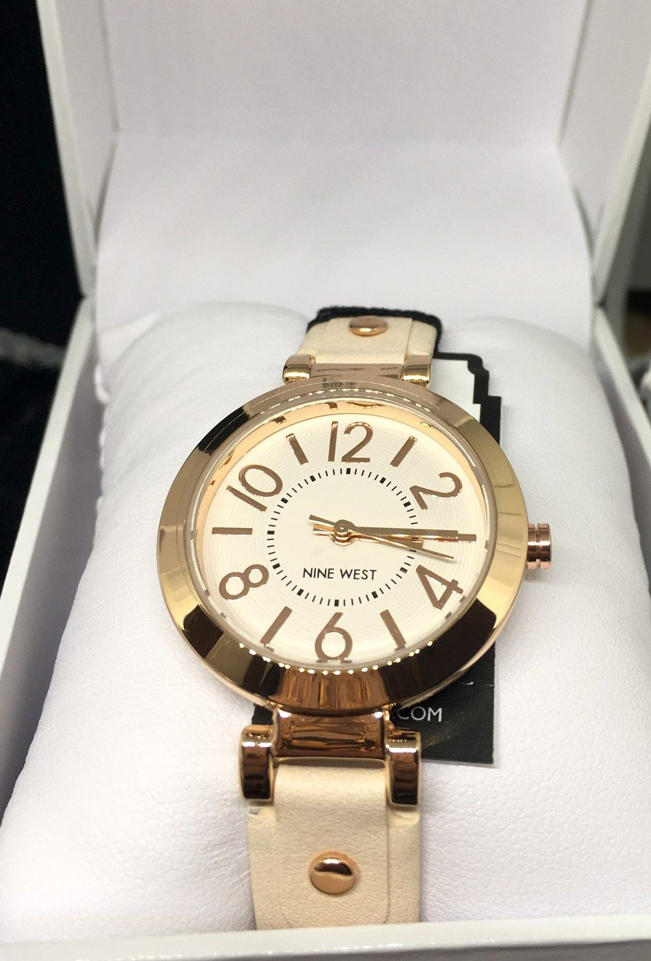 Nine West Watch In Gold And Rose Gold Review On With Images