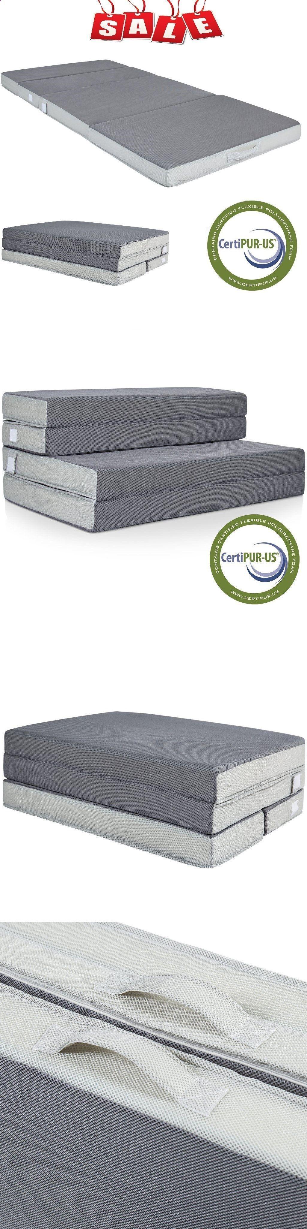 C&ing Sleeping Pad - Mattresses and Pads 36114 Folding Portable Queen Mattress Sleeping Pad C&ing & Camping Sleeping Pad - Mattresses and Pads 36114: Folding Portable ...