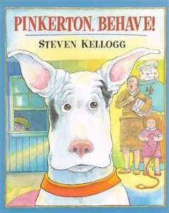 Love This Book Pinkerton The Harlequin Great Dane This Book Is