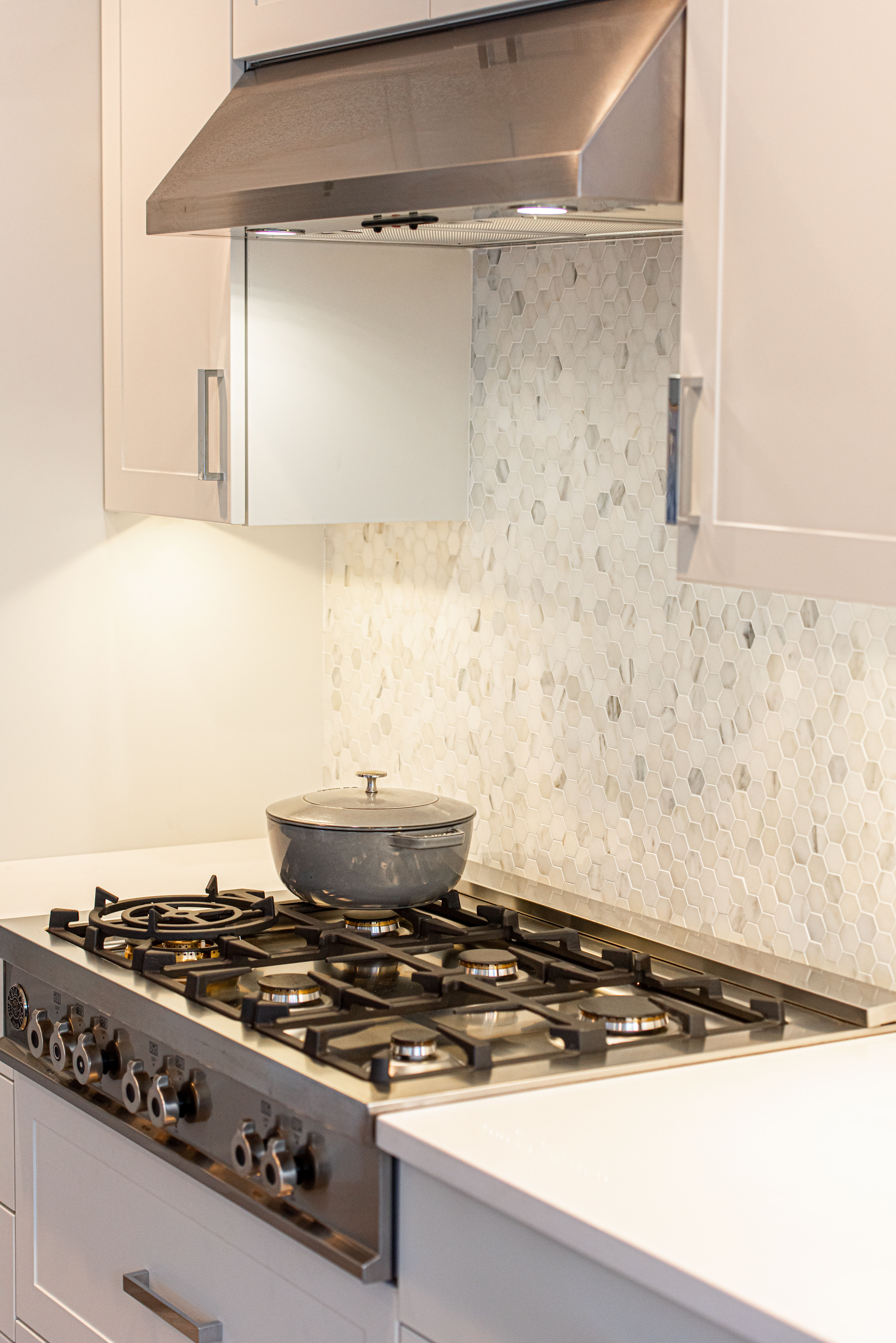 36 Undermount Canopy Hood Worktop Designs Range Top Kitchen Display
