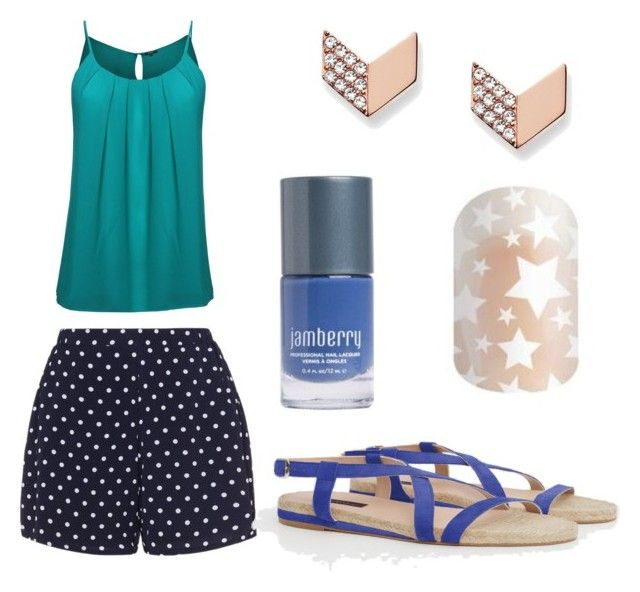 """""""A bit of this, bit of that!!!"""" by jamee-milsom on Polyvore featuring Zizzi, MANGO and FOSSIL"""