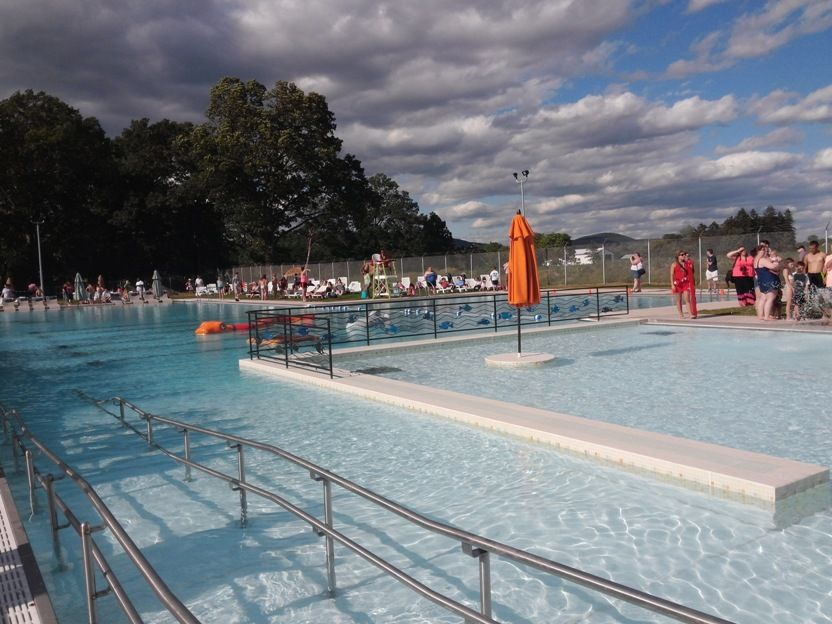 BerVaughn Pool Outdoor, Columbia county, Pool