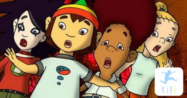Kinderserien Früher