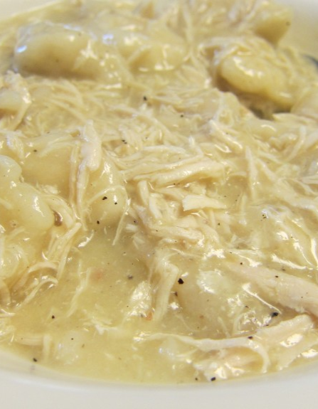 Quick and Easy Chicken and Dumplings #easydinners