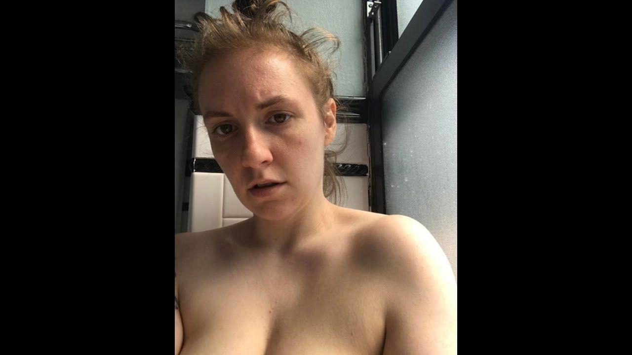 Lena dunham full frontal naked (35 photo), Bikini Celebrity pics