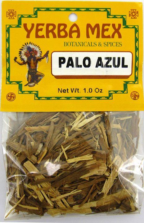 Yerba Mex Palo Azul All About Herbs Medicinal Plants
