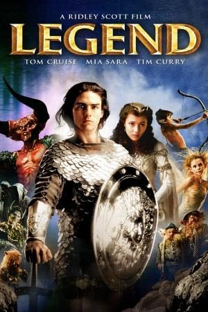 Legend 1985 Hd Peliculas Carteles De Cine Tom Cruise