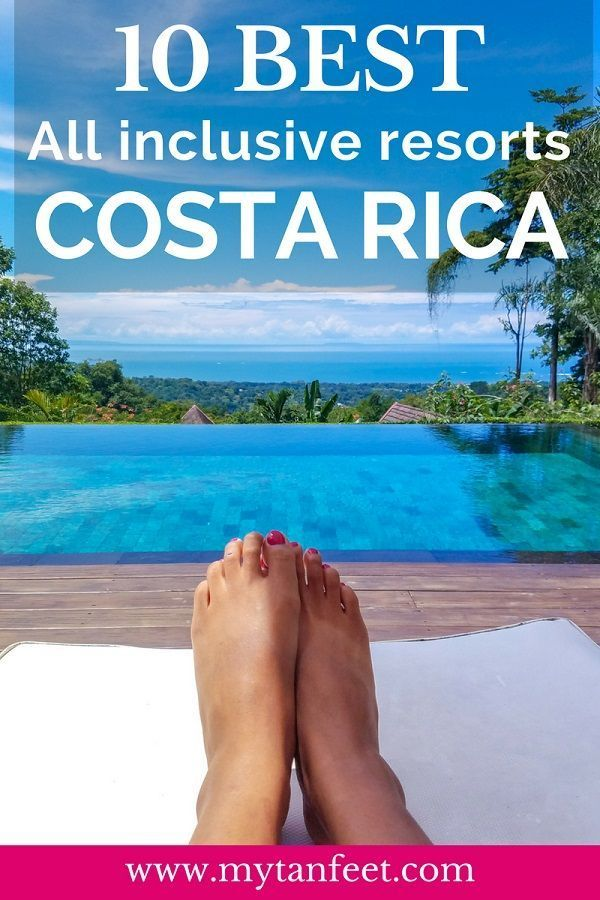 The 10 Best All Inclusive Resorts In Costa Rica