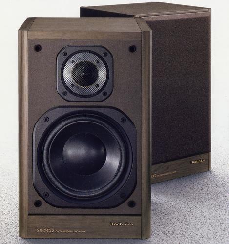Technics SB-MX2 1988 | Audio in 2019 | Loudspeaker, Audio, Acoustic