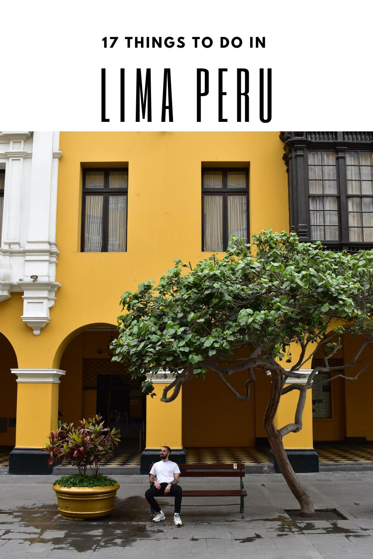 Lima Peru in 2020 | Lima city, Lima peru, Lima