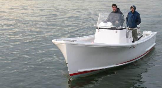 wooden center console boat - Google Search | Center ...