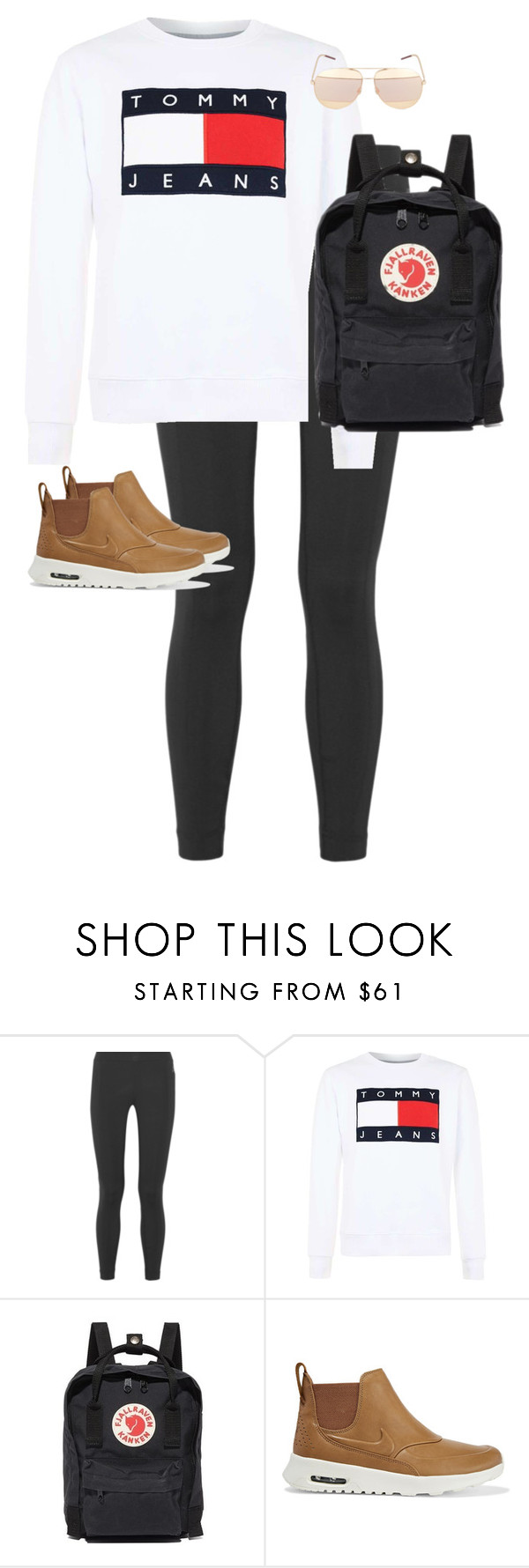 """Untitled #13013"" by alexsrogers ❤ liked on Polyvore featuring NIKE, Topman, Fjällräven and Christian Dior"