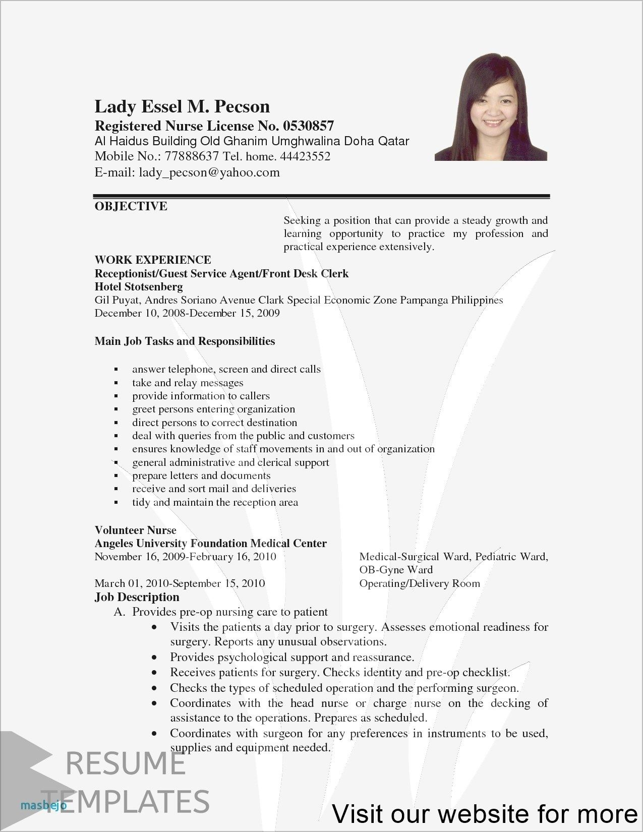 resume examples for college students in 2020 Teacher