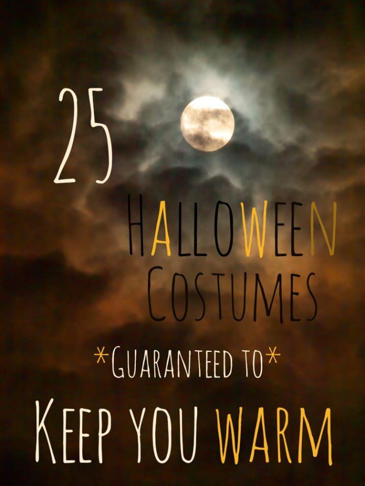 25 DIY Halloween Costumes Guaranteed To Keep You Warm & 25 DIY Halloween Costumes Guaranteed To Keep You Warm | DIY ...