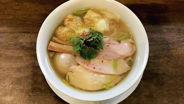 Menya Ishin Meals, Cooking, Food
