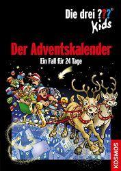 Die Drei Kids Der Adventskalender Ein Fall Fur 24 Tage Adventkalender Adventskalender Kalender