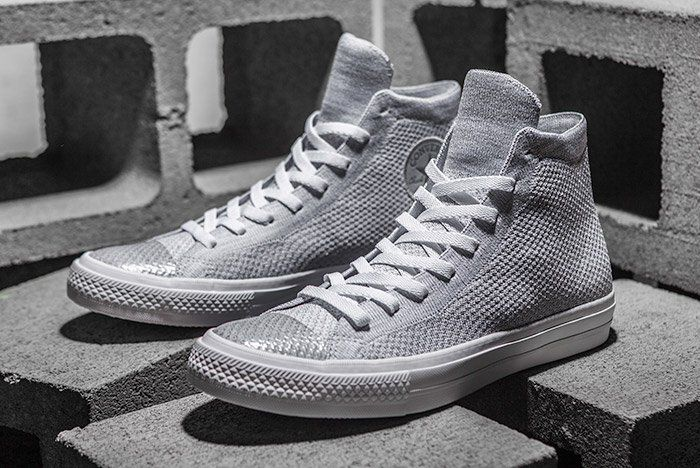 b92372017c6 The Converse Chuck Taylor All Star x Nike Flyknit is the next step in a  long line of innovation