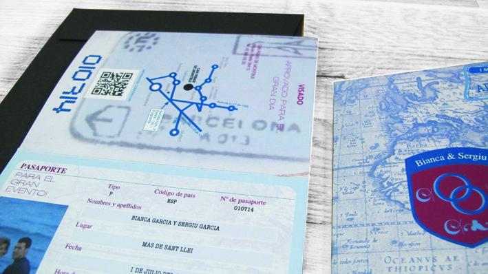 Cuando combinamos #1001invitaciones + #vintage + #viajes este es el resultado: http://www.1001invitaciones.com/invitaciones/pasaporte/