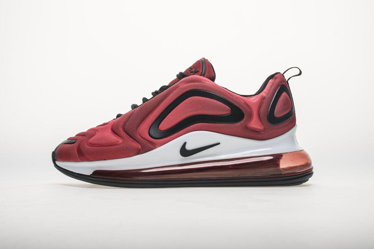 Nike Air Max 720 Ar9293 600 Wine Red Black Shoes1 Nike Air Max For Women Nike Air Max Running Shoes For Men