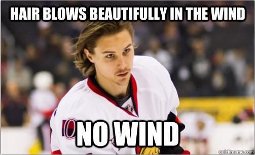 Erik Karlsson- I love Hockey flow <3