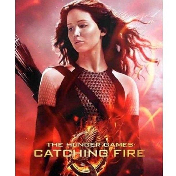 Katniss Everdeen-Catching Fire | The Hunger Games ...
