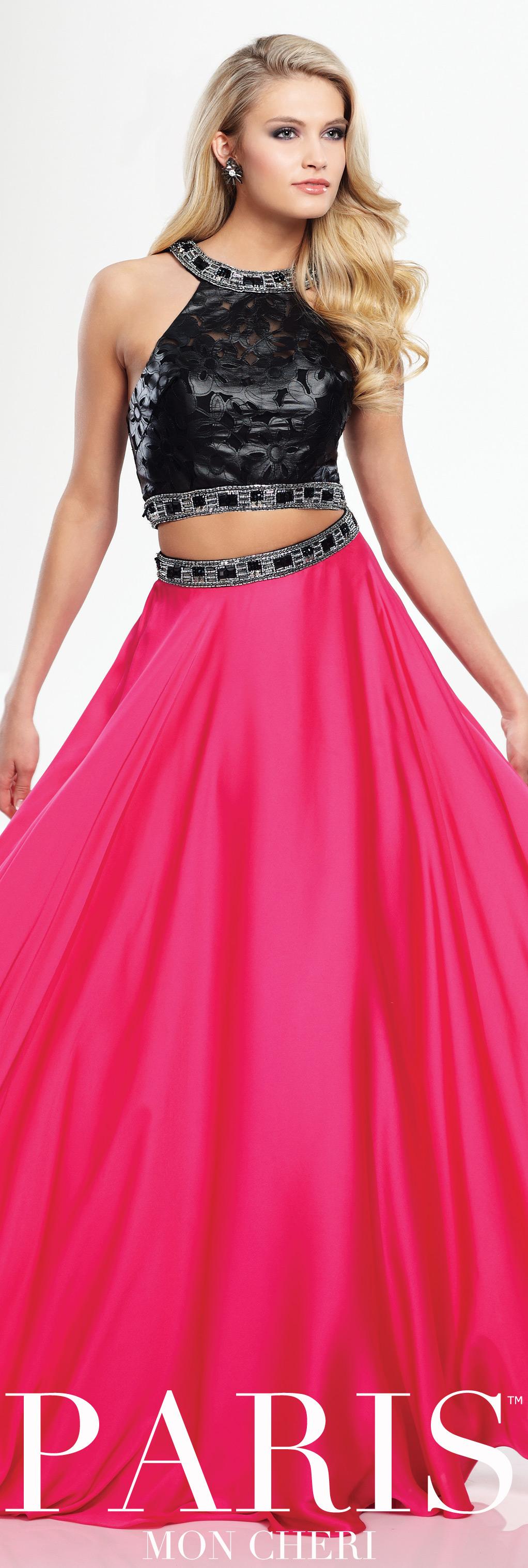Paris-Mon Cheri ~ Style 116714 #pinkpromdresses moncheriprom.com ...