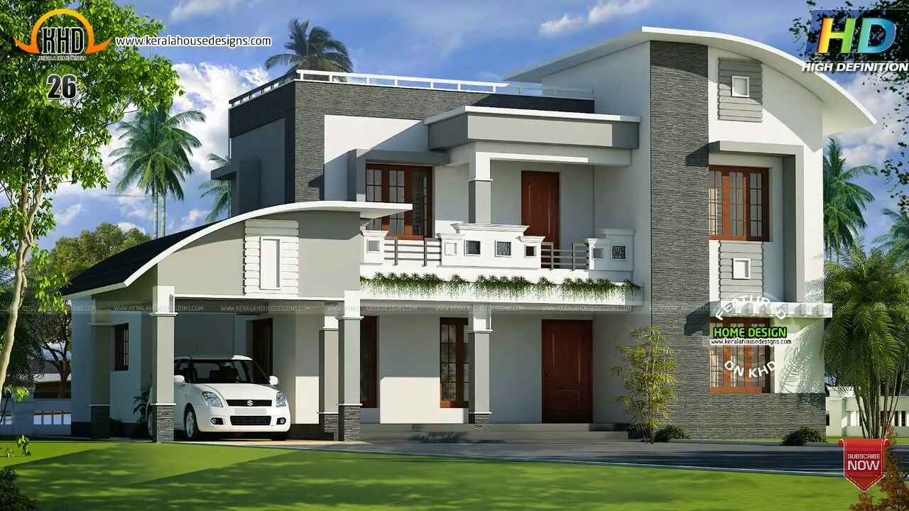 10 Astonishing Cool Ideas Flat Garage Roofing Modern Shed Roofing Flat Roofing Tiles Garden Roofing Kerala House Design Duplex House Design House Roof Design