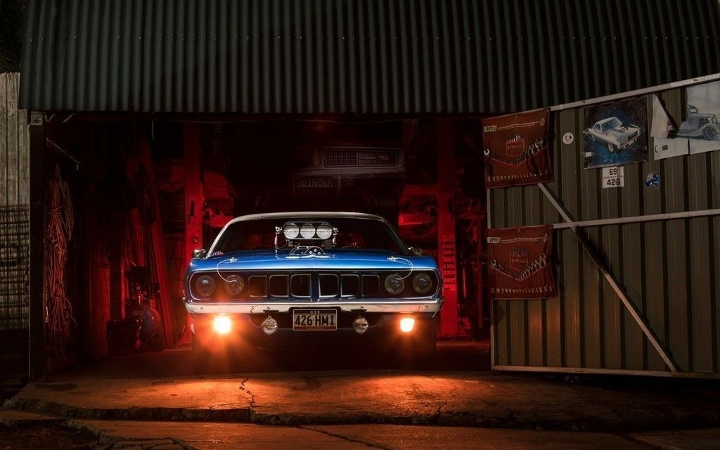 Plymouth Barracuda, Muscle Car, Art Wallpaper   Cars Wallpapers   Pinterest    Plymouth Barracuda, Plymouth And Muscles Nice Look