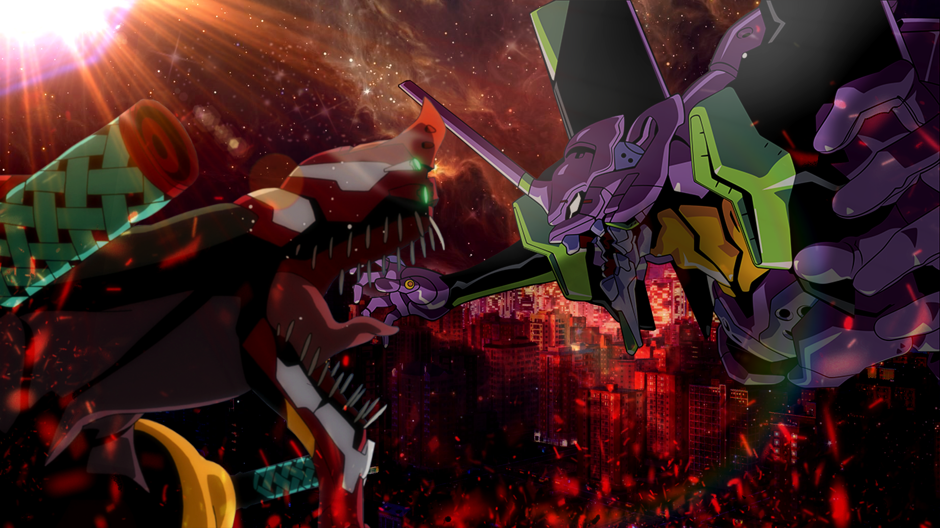 Evangelion Wallpaper 4K Iphone Trick Check more at https