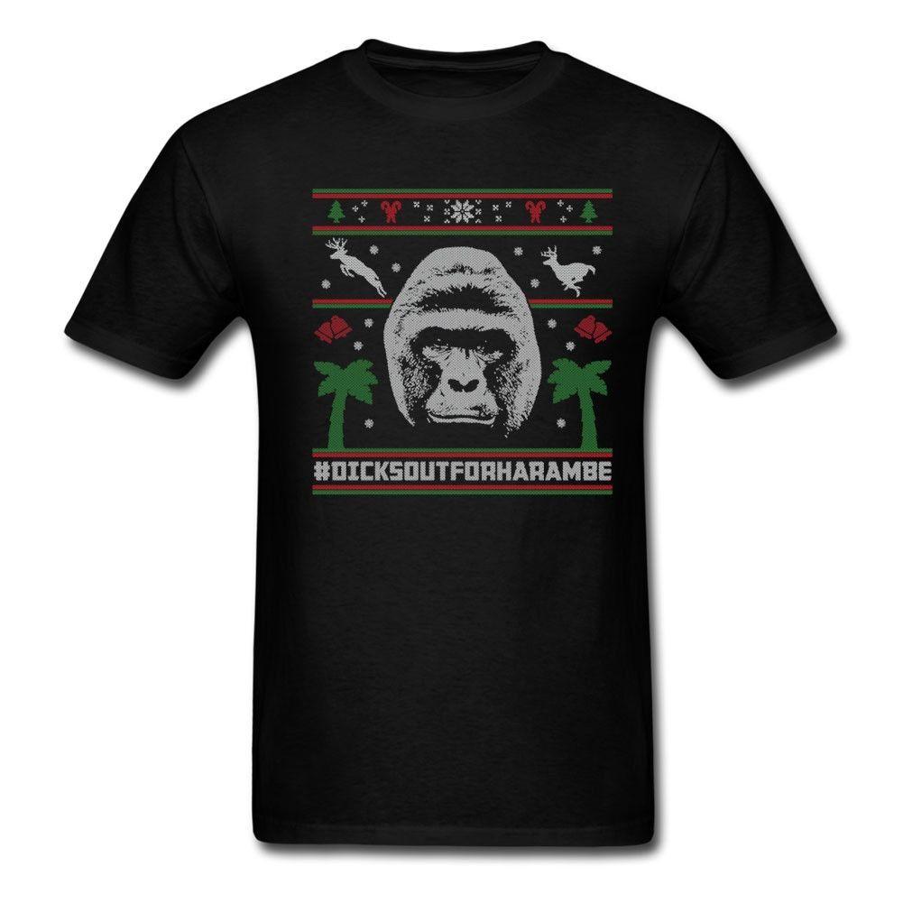 Harambe Organic Cotton T Shirts