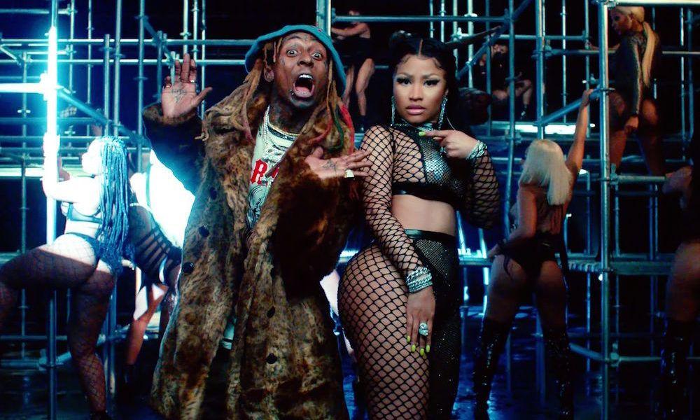 MultiMillion Dollar Baby! Nicki Minaj First Female Rapper