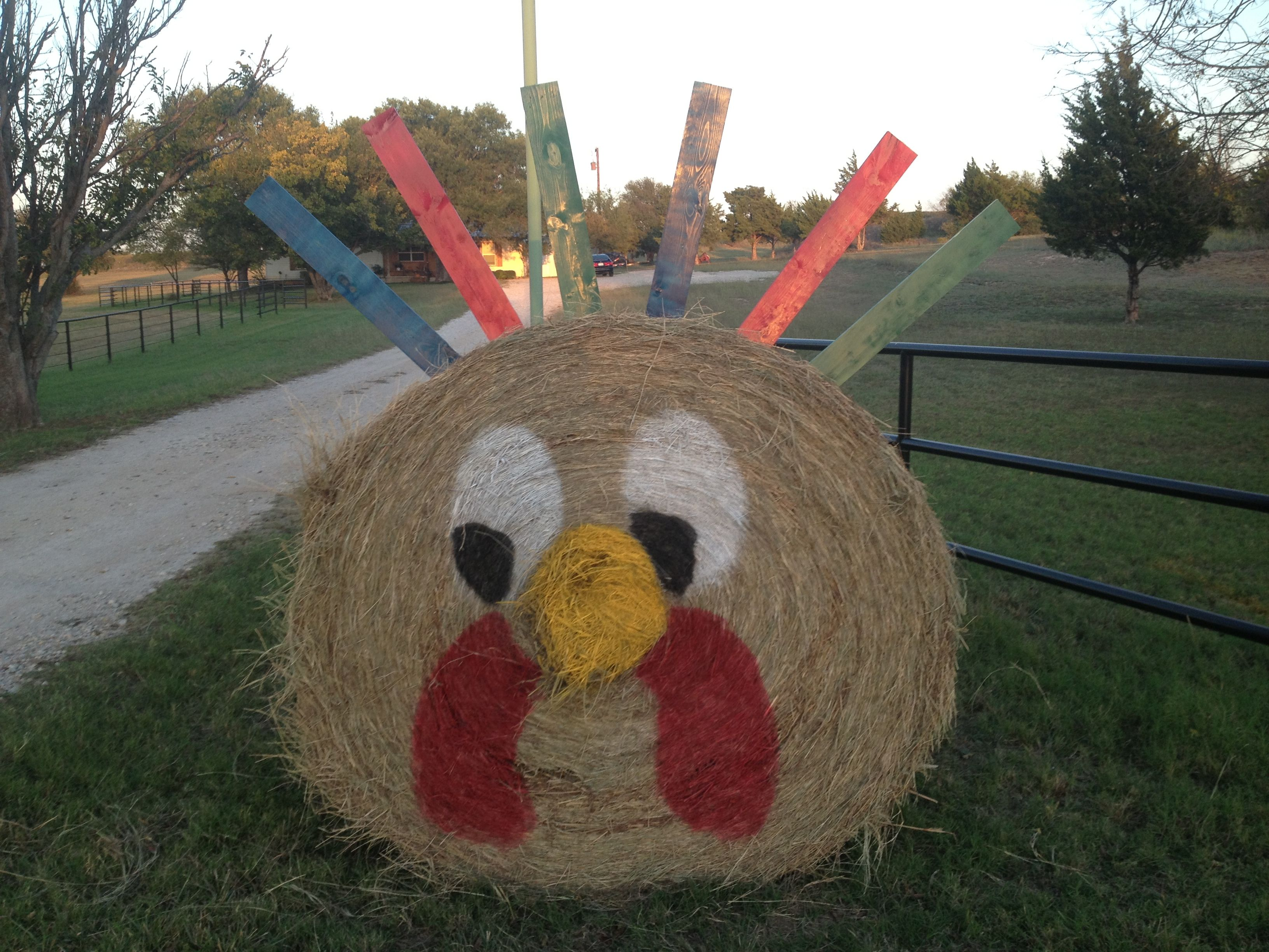 Hay Decoration Turkey Hay Bale Hay Bale Creations Hay Bales Hay Bale