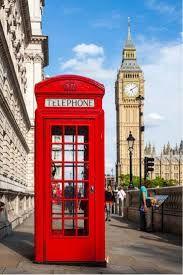 Resultado de imagen para cabinas telefonicas de londres for La cabina di zio ben