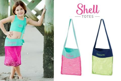 Shell Totes - Shipping March