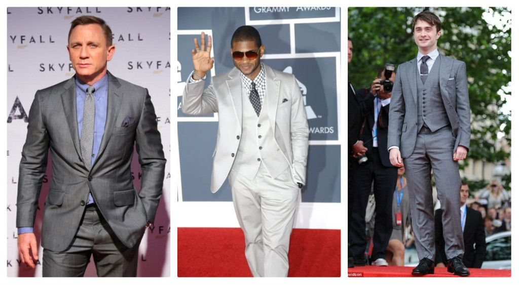 The Grey Suit: How To Wear   Inspiration