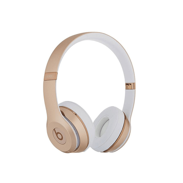 d7087ee95ce Refurbished Beats Solo 3 On-Ear Wireless Headphone - Gold | Products ...